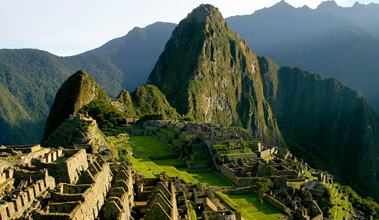 Sacred Sites of the World, Machu Picchu